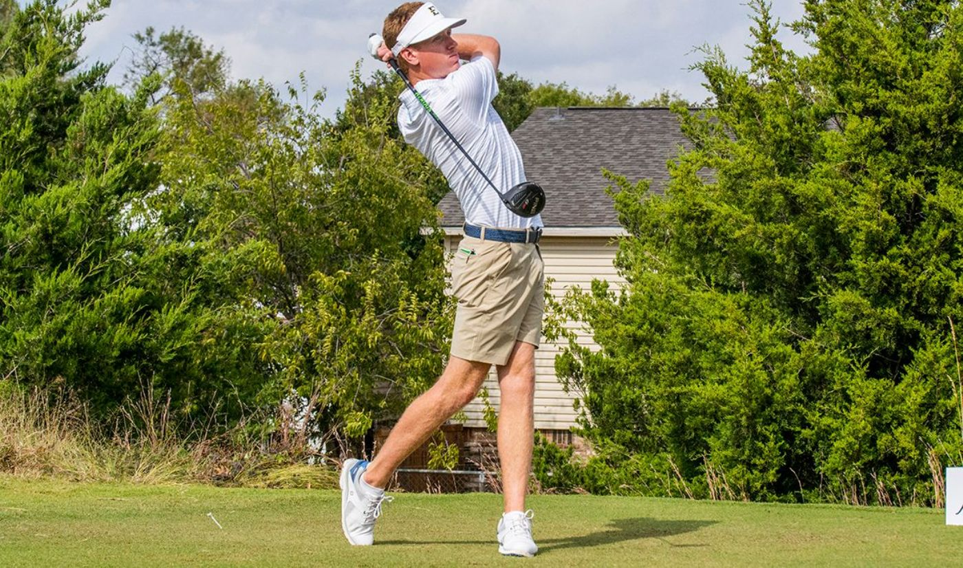 ETSU Climbs Leaderboard at General Hackler