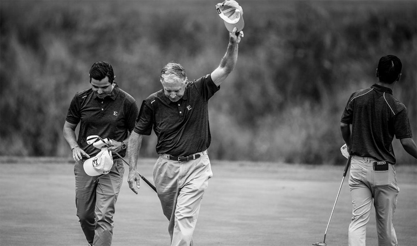 Warren Named Men's Golf Coach Emeritus