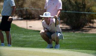 Davies advances to match play at Amateur Championship