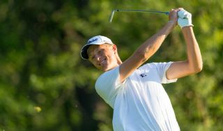Meronk Concludes Play at U.S. Open