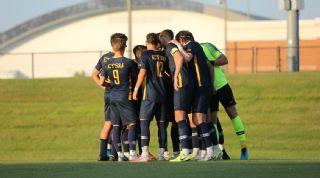 Men's Soccer faces Georgia State Tuesday night in Atlanta