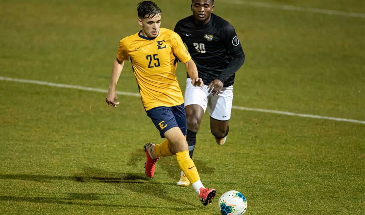 Men's Soccer set to face No. 24 VCU Tuesday night in Richmond