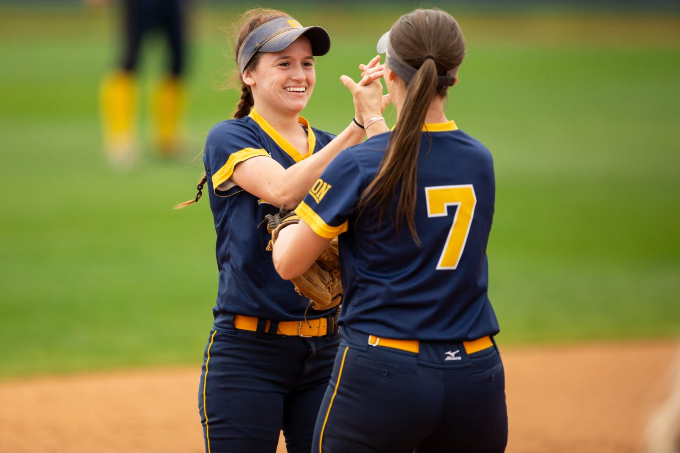 Softball Joins the Win Column with Doubleheader Sweep