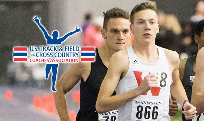 Ribich has been honored this season for Division II record performances in the 1,000 meters and the 3,000 meters as well as a sub-four minute mile.
