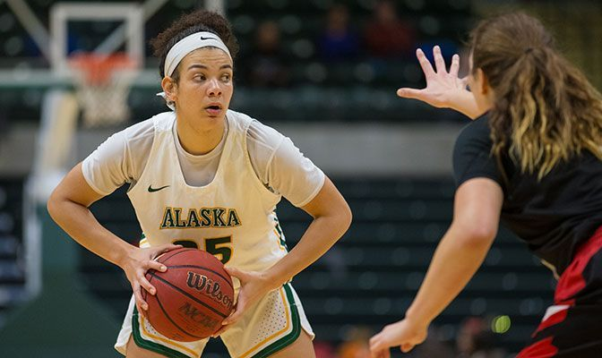 Voliva Flourishes In Leadership Role For Alaska Anchorage