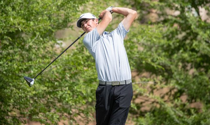 Western Washington's Ethan Casto led the conference with a 71.6 stroke average in his senior campaign, finishing in the top-10 in six out of the seven events that he competed at.