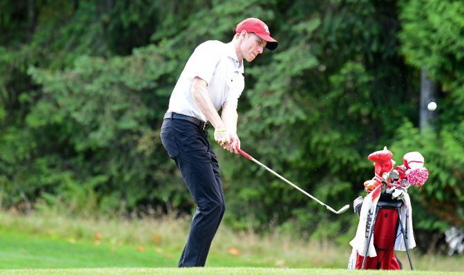 Simon Fraser's Stolys Paces Men's Golf All-Academic Team
