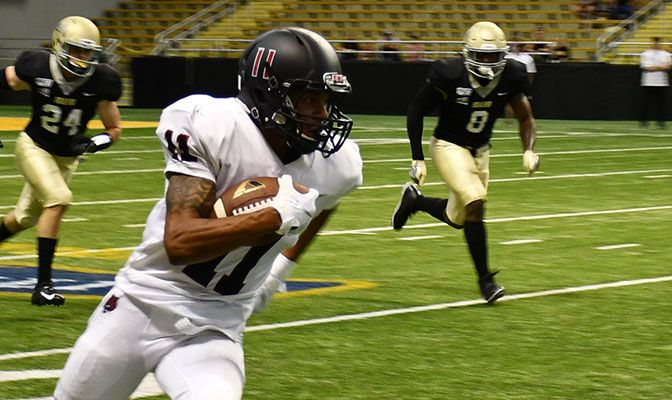Wide receiver Tony Archie caught eight passes for 146 yards and two touchdowns and also threw for a 39-yard touchdown in the fourth quarter at Idaho.
