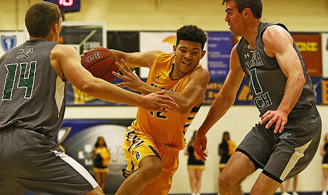 Montana State Billings has four players, including freshman forward Zharon Richmond, averaging more than 10 points per game.