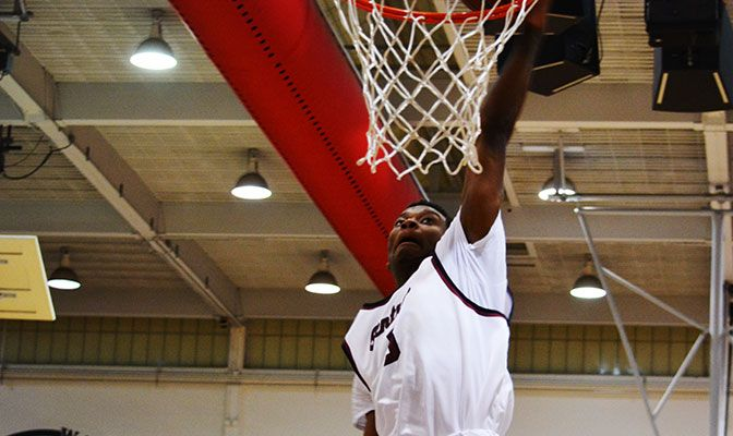 Jawan Stepney's 45 points at Concordia is the seventh best single game scoring performance in GNAC history and second on the CWU all-time list.