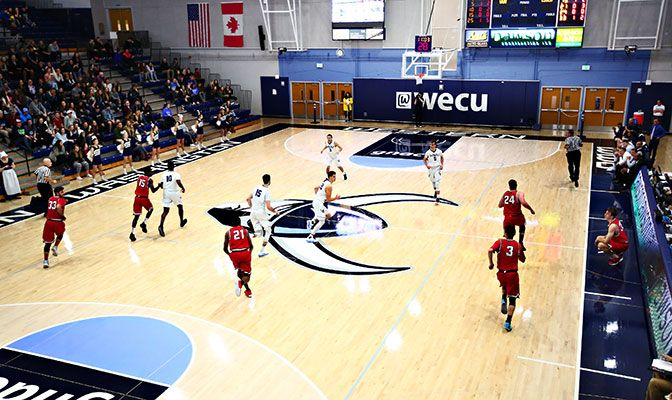The ROOT SPORTS telecast will give Western Washington a chance to show off the newly renovated Carver Gymnasium, which reopened in September.