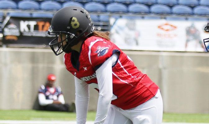 From Hoops Iron To Gridiron: Girten Is All-American