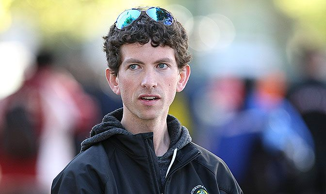 In addition to his compliance coordinator duties at Alaska Anchorage, TJ Garlatz has played a key role in the rise and success of the UAA cross country and track and field programs.