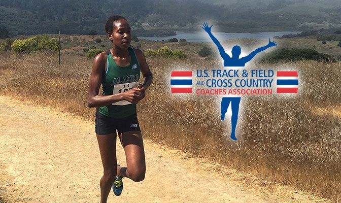 Caroline Kurgat placed fifth at the USF Invitational in San Francisco and was beat by four Division I athletes.