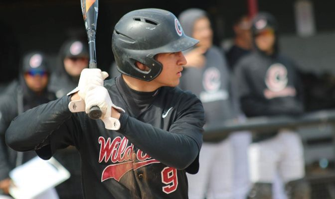 SAAC Spotlight: Central Washington's Mitch Lesmeister