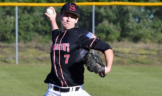 Former SMU Pitcher Guides Volcanoes Through Transition
