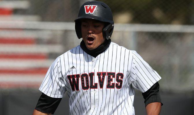Arcano's Big Bat Earns NCBWA Player Of The Week Honors