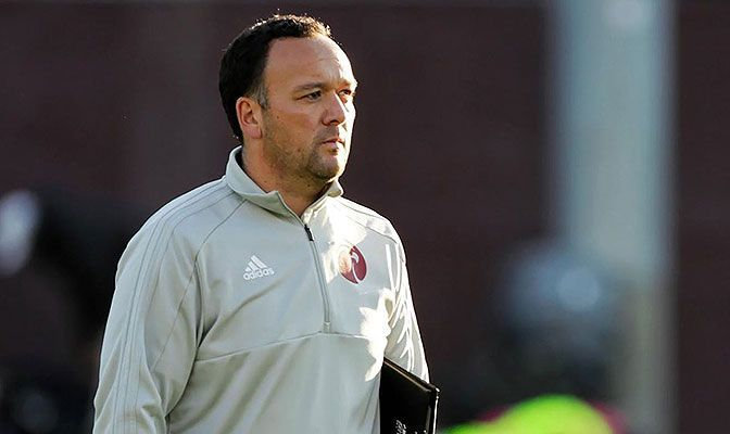 Mark Collings Steps Down As SPU Men's Soccer Coach