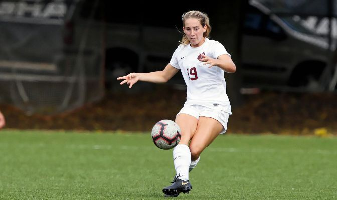 Alexander Headlines Women's Soccer All-Academic Team