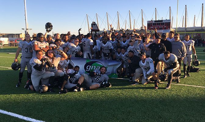 Azusa Pacific is making its second appearance in the NCAA Division II Football Playoffs in the last three years.