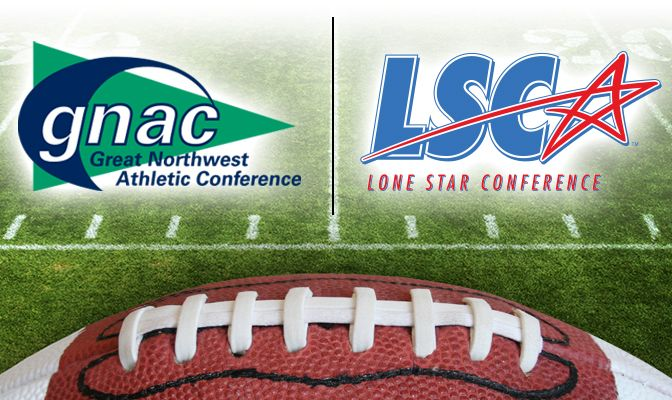 Teams from the GNAC and Lone Star will play 26 non-conference games during the 2020 and 2021 seasons.