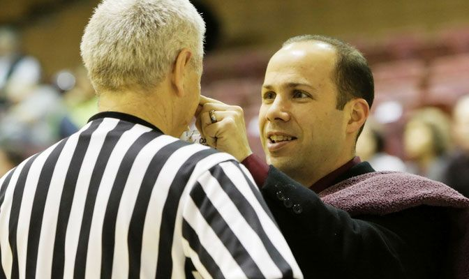 Jason Durocher is in his third season as Seattle Pacific's head athletic trainer. He came to SPU from Hastings College in Nebraska.