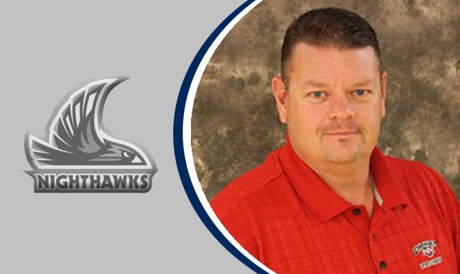 Ken Becker is in his 11th season as Northwest Nazarene's head athletic trainer.