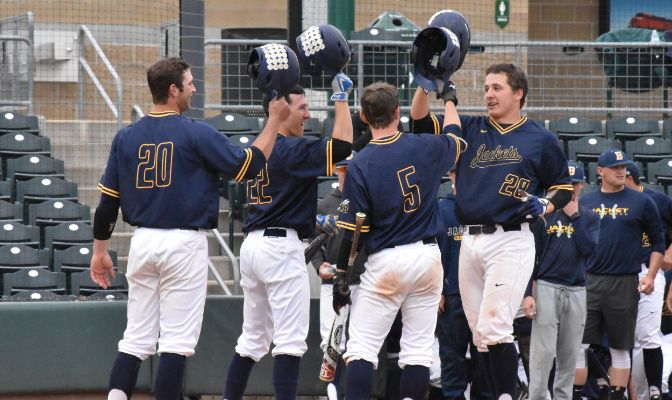 Despite dropping the series opener to Central Washington 14-13, MSUB bounced back to claim the final three contests of the series. Montana State Billings leads the GNAC with 40 home runs this year.