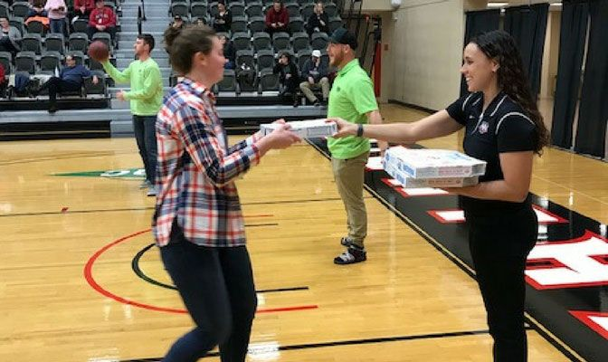 Jeanette Kerr moved into the role as Northwest Nazarene's director of facilities and events after three seasons as an assistant volleyball coach.