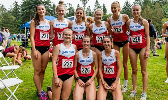 The No. 7 Clan look to continue their hot streak at the Roy Griak Invitational this weekend in Minneapolis, Minn. SFU has won its first two races with a combined team score of 78.