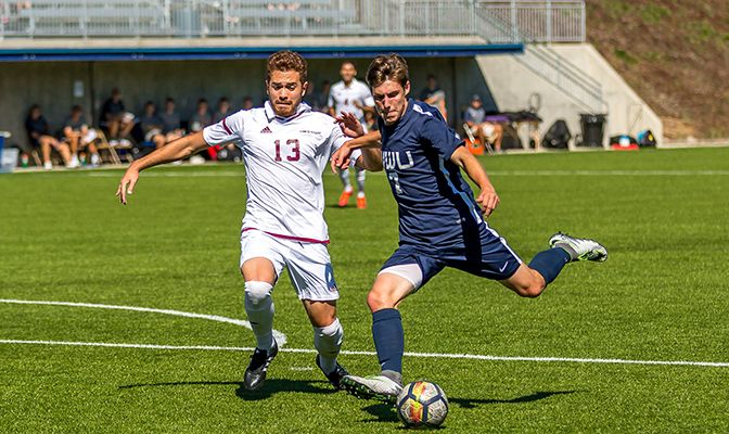 In five starts this season, Christian Rotter has tallied one goal and three assists for Western Washington. He has also taken a team-high 18 corner kicks.