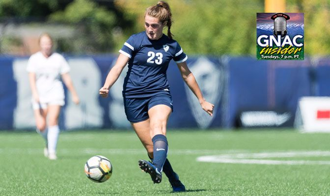 Ames is just one of four Cavaliers to start all 11 games this season. Her recent efforts against SMU and SFU garnered her GNAC Women's Soccer Defensive Player of the Week recognition.