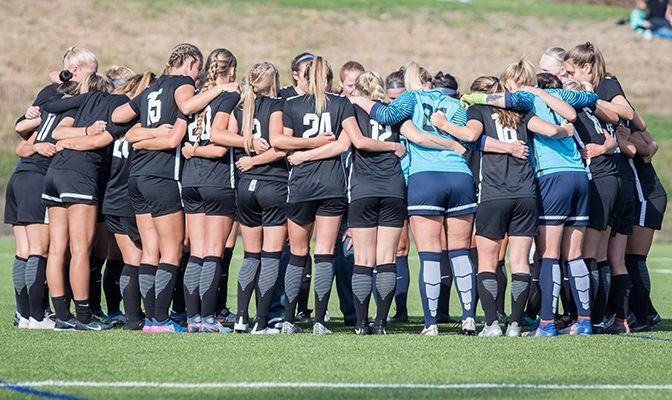 With the title, Western Washington advances to its sixth-straight NCAA West Regional Tournament. The Vikings lead the GNAC with 13 shutouts.