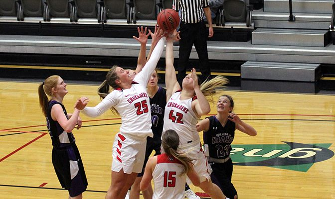 Northwest Nazarene leads the league with 80.6 points per game on a GNAC-best 45.1 field goal percentage. The Nighthawks have also connected on almost 38 percent of their 3-point attempts.