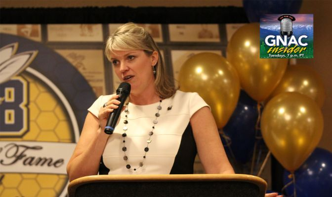 Montague is in her fifth year as director of athletics with the Yellowjackets. Montana State Billings is among 19 finalists for the 2018 Division II Award of Excellence.