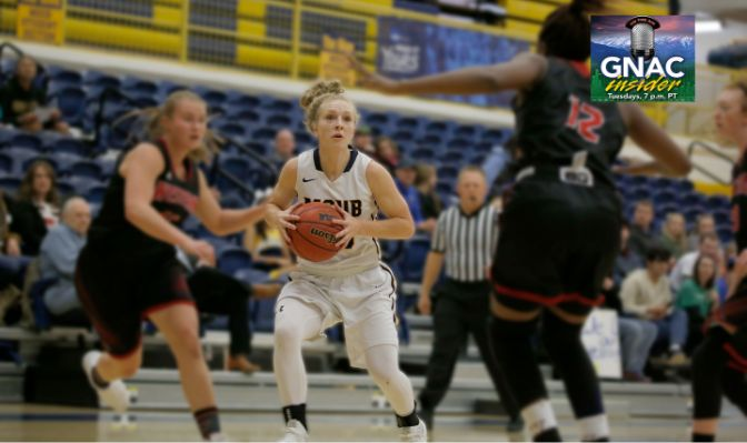 Kane has been a consistent presence in the Yellowjackets' backcourt, as she ranks second in the GNAC and 38th in Division II with 4.8 assists per game.