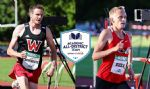 Men's Distance Standouts Earn Academic All-District Honors