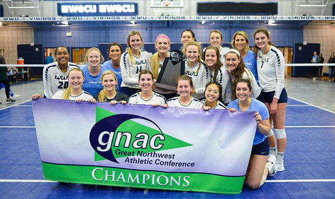 Western Washington is the No. 2 seed in the regional after winning the GNAC championship with a 19-1 record. The Vikings will play No. 7 seed Alaska Anchorage in the quarterfinals.