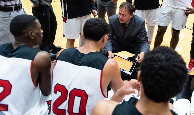 Western Oregon enters January with the GNAC's top overall record at 9-2 following a blistering 127-33 win over Portland Bible on Saturday.