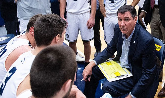 Brad Barbarick had served as Concordia head coach since 1994 and led the Cavaliers to three NAIA Division II National Tournament appearances before the school joined NCAA Division II and the GNAC.