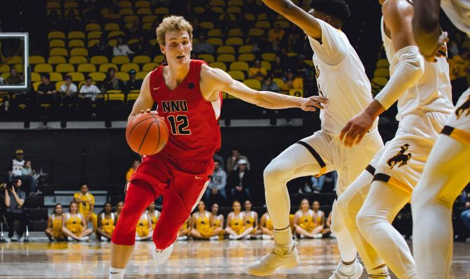 Sam Roth averaged 6.5 points and 4.9 rebounds per game and posted a .420 field goal percentage in 2019-20.