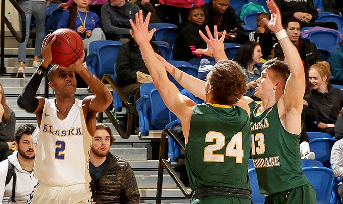 Shabazz led Division II in steals and ranked third in scoring at 26.7 points per game. He also ranked in the Division II top-10 in field goals attempts and made and free throws made.