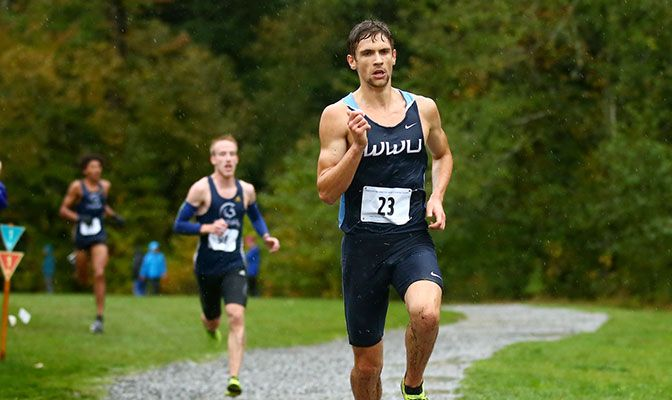 Western Washington junior Isaac Derline became the first Vikings' male runner to win the WWU Classic since 2009.