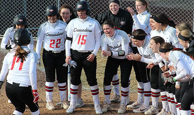 After waiting out a few days worht of a rain delay, Northwest Nazarene made the most of its trip to British Columbia by taking three of four games from Simon Fraser.