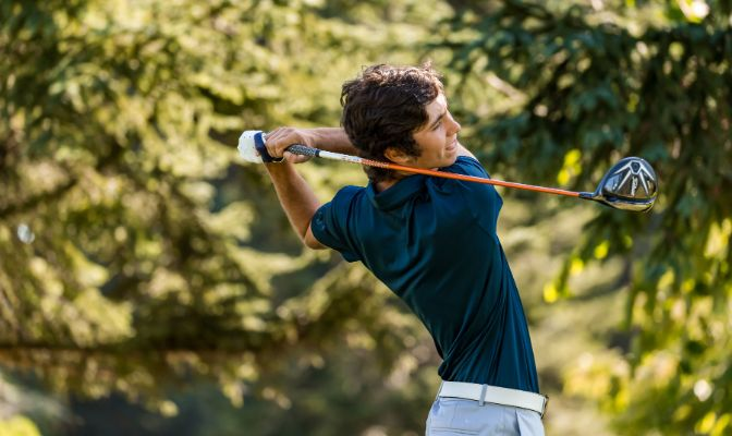 Western Washington's Ethan Casto was named the GNAC Golf Player of the Week after a second-place finish at the Bay Area Invitational.