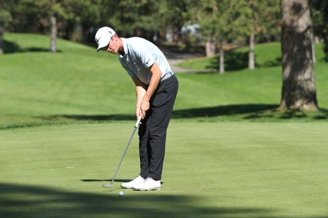 Entering the final round four strokes off the pace, Casto fired a 67 to force a one-hole playoff, where he eventually earned medalist honors.