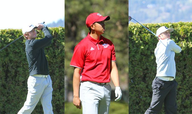 Simon Fraser enters the NCAA Division II West/South Central Regional as the No. 6 seed while Western Washington is eighth. Concordia's Nick Huff represents the GNAC as its lone individual.