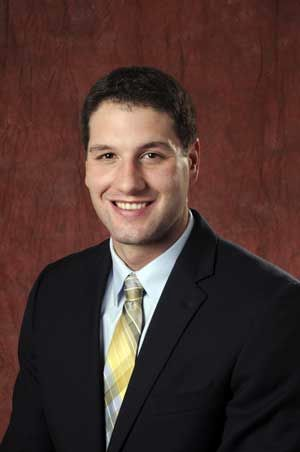Jamros was previously the associate athletic director for external relations at Concordia University-St. Paul.