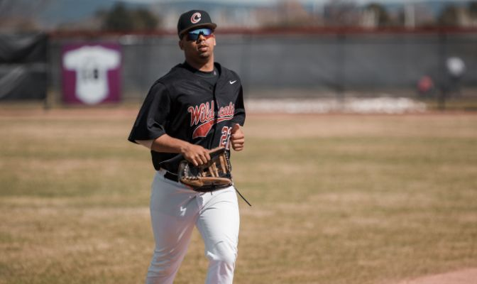 Jaden Hassell played in 35 games in 2019, starting in 30, and finished the season with 21 hits, 19 RBI and a .315 slugging percentage.