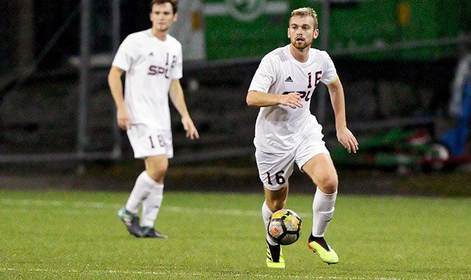 Postma, a three-year starter for Seattle Pacific, is one of 21 repeat selections on the All-Academic Team.